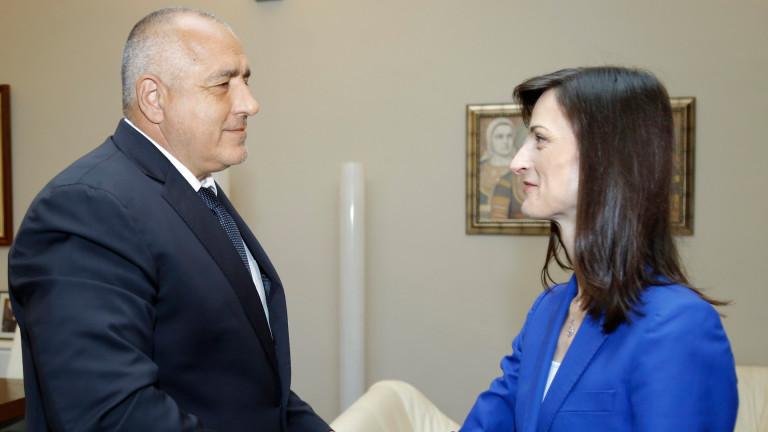 България може да е медиатор по важни за Европа теми, единни Борисов и Габриел