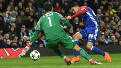 Манчестър Сити загуби от Базел с 1:2