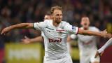 Спрягат германски защитник за Барселона