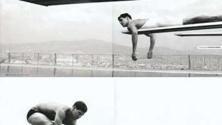 Мъжка плажна мода в олимпийски стил за Esquire