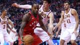 Торонто се възстанови след първата си загуба, Портланд нанесе пето поражение на Хюстън