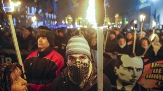 Киев отбеляза рождения ден на Степан Бандера