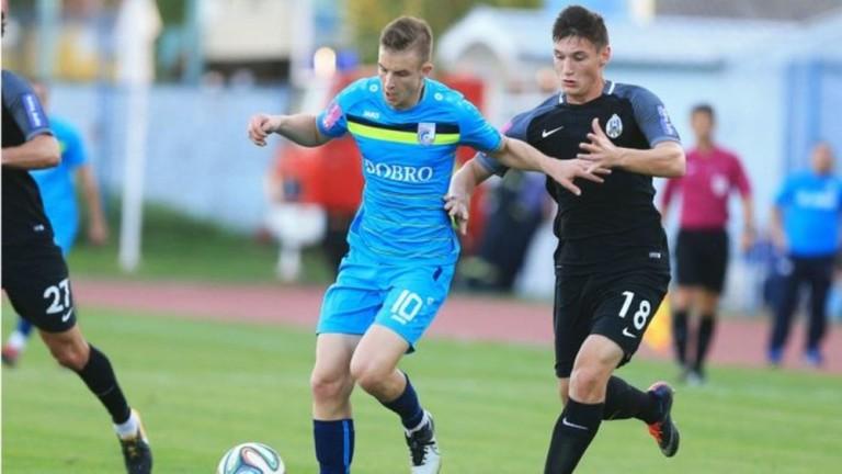 Марко Перван пристигна в Пловдив, за да подпише с Ботев