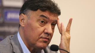 Борислав Михайлов ще се кандидатира за президент на БФС