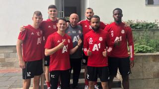 ЦСКА заминава за Австрия с 24 футболисти