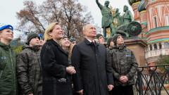 Кремъл обясни защо Путин не поздравява Байдън за победата