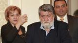 Вежди Рашидов погна управата на БНБ в парламента
