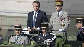 Началникът на френската армия хвърли оставка заради орязването на разходите