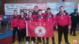 Четири медала за класиците на ЦСКА
