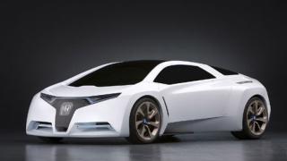 Honda показа водородната концепция FC Sport (галерия)