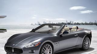 Maserati представя четириместен кабриолет
