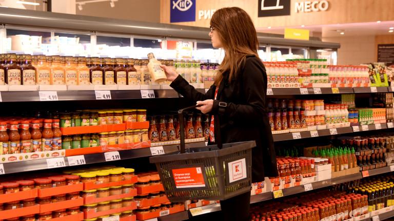 Потребителите у нас залагат повече на продуктите българско производство, когато