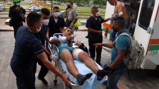 Бунтовници атакуваха военна база в Колумбия