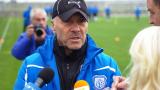 Георги Василев: Левски играе лошо, ЦСКА е уязвим