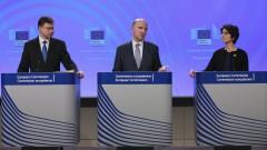 ЕК предупреди 6 страни от еврозоната за прекомерен бюджетен дефицит
