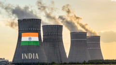 Петата световна икономика изгражда 7 000 мегавата нови ядрени мощности