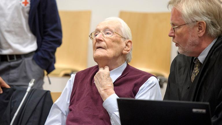 За първи път в Германия запазиха присъда срещу бивш есесовец за убийство