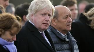 Борис Джонсън предложи на Макрон да построят мост през Ламанша