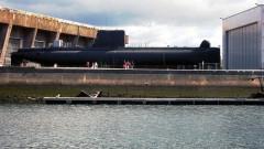 Френска подводница, изчезнала през 1968 г., е открита в Средиземно море