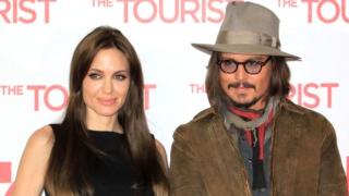 Медиите свързват Анджелина Джоли с Джони Деп