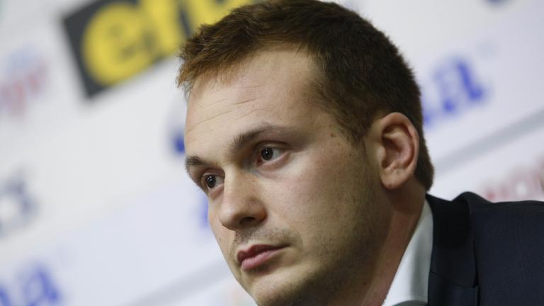 Гьонов: Мога да успокоя г-н Стоилас, ние ползваме различна емблема от тази на ЦСКА