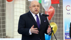 """Министър Кралев участва в церемонията по връчване на наградите """"Спортист на годината"""" на НСА"""