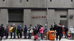 Въоръжен грабеж на тоалетна хартия в Хонконг