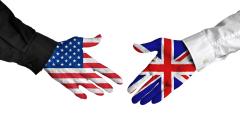 Отношенията между САЩ и Великобритания щели да просперират след Брекзит