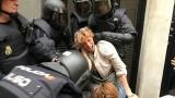 Близо 900 ранени при сблъсъците по време на референдума в Каталуния