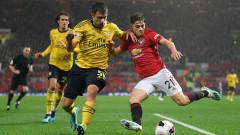 Дербито между Юнайтед и Арсенал завърши без победител