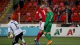 ЦСКА и Лудогорец завършиха 0:0 в мач от първенството