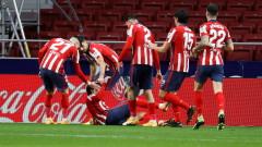 Атлетико (Мадрид) победи Валенсия с 3:1 в Примера Дивисион