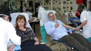 Дарете кръв на Цветница, призовават от БЧК