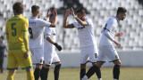 Славия спечели контролния си мач срещу Балкан (Ботевград)