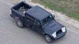 Jeep Wrangler се превръща в пикап