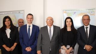 Азербайджан се интересува от разширяването на газохранилището в Чирен