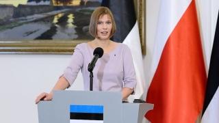 Естония очаква Тръмп да изясни позицията си по балтийския регион