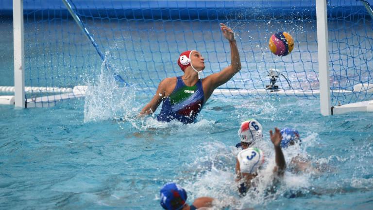 Дамите на САЩ и Русия ще играят за място на финала във водната топка
