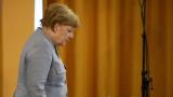 Германците разделени дали Меркел трябва да бъде канцлер в случай на предсрочен вот