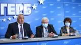 Борисов не дърпа завесата пред кандидат-президента – имат различни номинации