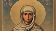 Днес почитаме Света великомъченица Христина