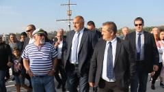 Борисов спокоен, българинът вече бил помъдрял