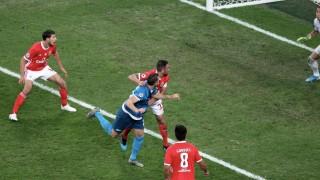 Бенфика остана без точки след загуба от Зенит