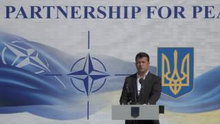 """Украйна призова НАТО да изпрати """"реален сигнал"""" към Русия"""