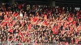 От ЦСКА призоваха феновете си за подкрепа срещу Лудогорец