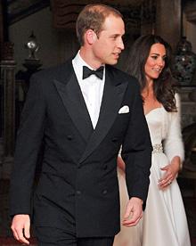 Уилям и Кейт отложиха медения месец