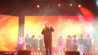 """Веско Маринов прави концерт в """"Арена Армеец"""""""