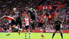 Ман Сити достигна границата от 100 точки във Висшата лига след гол в последните секунди