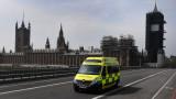 Великобритания първа по смъртност от коронавирус в Европа