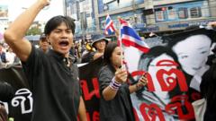 От днес Банкок е в извънредно положение